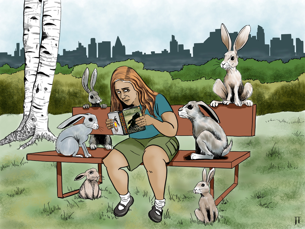 Watership Down, Rabbits, Richard Adams, Nature, Bunny, Hare, Rabbits